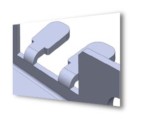 SOLIDWORKS 3D CAD arkusz blachy