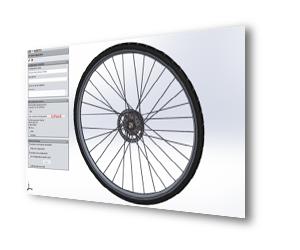 SOLIDWORKS 3D konfiguracje
