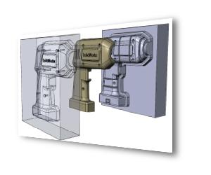 SOLIDWORKS 3D CAD projektowanie form