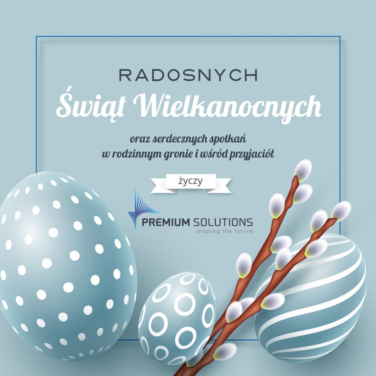 Kartka Świąteczna Premium Solutions Polska