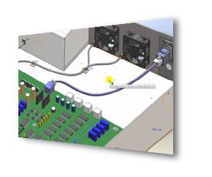 SOLIDWORKS 3D CAD Projektowanie przewodów/wiązek i kanałów elektrycznych